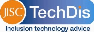TechDis Logo - Inclusion, Technology, Advice